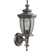 Quorum 7800-45 Baltic 1 Light 16 inch Baltic Granite Outdoor Wall Lantern