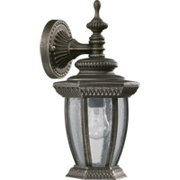 Quorum 7801-45 Baltic 1 Light 13 inch Baltic Granite Outdoor Wall Lantern