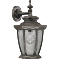 Quorum 7803-45 Baltic 1 Light 16 inch Baltic Granite Outdoor Wall Lantern