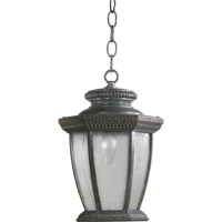 Quorum 7805-45 Baltic 1 Light 10 inch Baltic Granite Outdoor Hanging Lantern