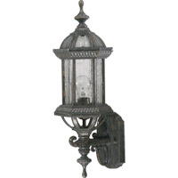 Quorum 7810-45 Stelton 1 Light 20 inch Baltic Granite Outdoor Wall Lantern photo thumbnail