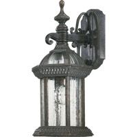 Quorum 7811-45 Stelton 1 Light 14 inch Baltic Granite Outdoor Wall Lantern