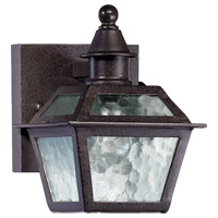 Bourbon Street 1 Light 8 inch Oiled Bronze Outdoor Wall Lantern