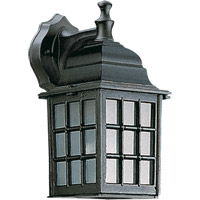 Thomasville 1 Light 12 inch Black Outdoor Wall Lantern