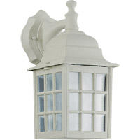 Quorum 798-6 Thomasville 1 Light 12 inch White Outdoor Wall Lantern