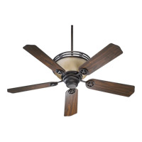 Quorum International Lone Star Ceiling Fan in Toasted Sienna 80525-44