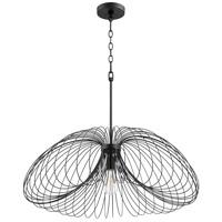 Quorum 806-30-69 Fort Worth 1 Light 3 inch Noir Pendant Ceiling Light