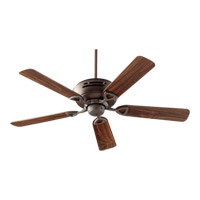 Quorum International Hoffman Ceiling Fan in Oiled Bronze 83525-86