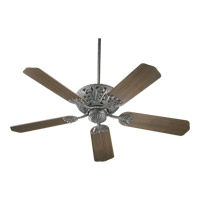 Quorum 85525-44 Windsor 52 inch Toasted Sienna with Rosewood Blades Ceiling Fan