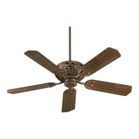 Quorum International Windsor Ceiling Fan in Corsican Gold 85525-88