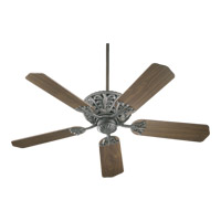 Quorum 85525-95 Windsor 52 inch Old World with Rosewood Blades Ceiling Fan