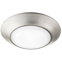 Quorum 905-6-65 Miscellaneous 1 Light 6 inch Satin Nickel Ceiling Mount Ceiling Light