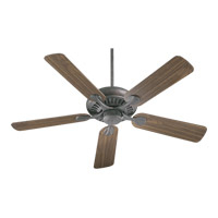 Pinnacle 52 inch Toasted Sienna with Rosewood Blades Ceiling Fan