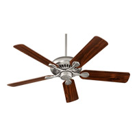 Pinnacle 52 inch Satin Nickel Ceiling Fan