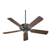 Quorum 91525-86 Pinnacle 52 inch Oiled Bronze Ceiling Fan
