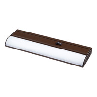 Quorum 93312-86 Signature LED 12 inch Oiled Bronze Under Cabinet Light