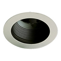 Quorum International Signature 1 Light Recessed in Gloss Black 9500-015