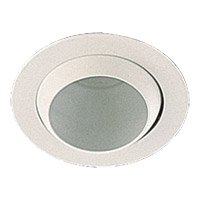 Quorum International Signature 1 Light Recessed in White 9510-06