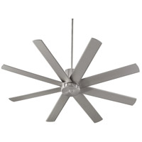Quorum 96608-65 Proxima 60 inch Satin Nickel Indoor Ceiling Fan