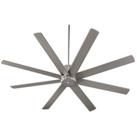 Quorum 96728-65 Proxima 72 inch Satin Nickel Indoor Ceiling Fan