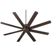 Quorum 96728-86 Proxima 72 inch Oiled Bronze Indoor Ceiling Fan