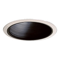 Quorum International Signature 1 Light Recessed in Gloss Black 9700-015