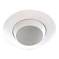 Quorum International Signature 1 Light Recessed in White 9810-06