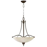 Quorum IBS-181 Aspen 4 Light 22 inch Oiled Bronze Pendant Ceiling Light