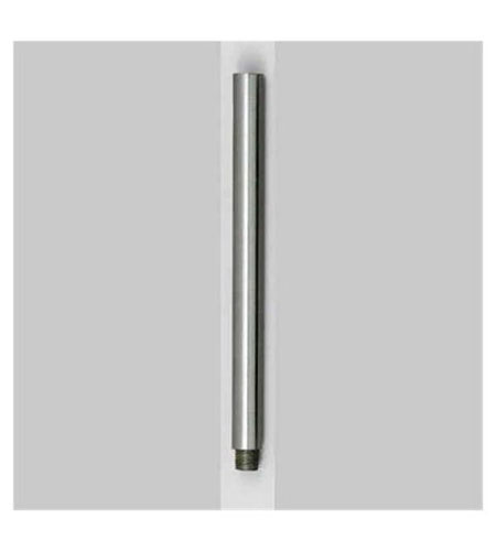 Quoizel 9006EXBN Accessory Brushed Nickel Mini Pendant Extension Rod in 6in x 0.5in photo