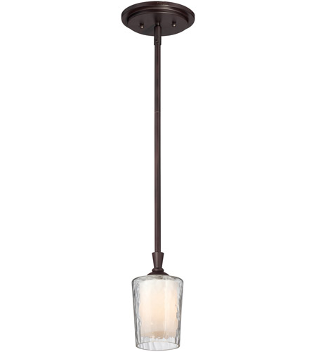 Quoizel ADS1504DC Adonis 1 Light 5 inch Dark Cherry Mini Pendant Ceiling Light photo