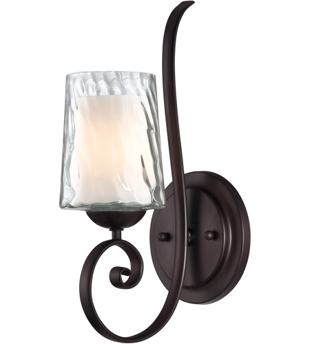 Quoizel ADS8701DC Adonis 1 Light 6 inch Dark Cherry Wall Sconce Wall Light photo