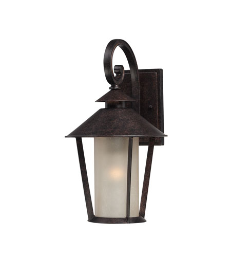 Quoizel Lighting Anderson 1 Light Outdoor Wall Lantern in Kingsley AND8410KG photo