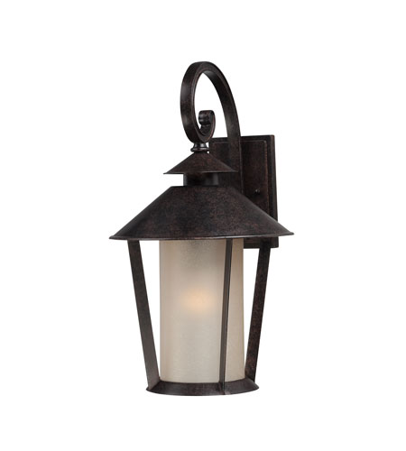 Quoizel Lighting Anderson 1 Light Outdoor Wall Lantern in Kingsley AND8412KG photo