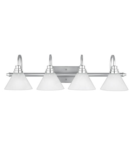 Quoizel Lighting Astoria 4 Light Bath Vanity in Millenia AO8604MN photo