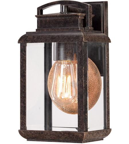 Quoizel Brn8406ib Byron 1 Light 12 Inch Imperial Bronze Outdoor Wall Lantern