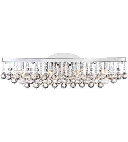 Elk Lighting Bordeaux: Quoizel BRX8604CLED Bordeaux LED 23 Inch Polished Chrome