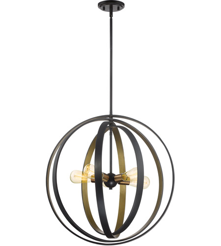 Quoizel cct2824wt circuit 5 light 24 inch western bronze pendant quoizel cct2824wt circuit 5 light 24 inch western bronze pendant ceiling light aloadofball Image collections