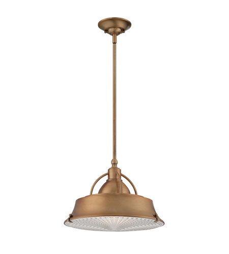 Quoizel Lighting Cody 2 Light Pendant in Mystic Copper CDY2814ZC