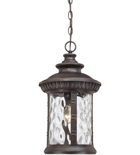 Quoizel CHI1911IB Chimera 1 Light 11 inch Imperial Bronze Outdoor Hanging Lantern photo
