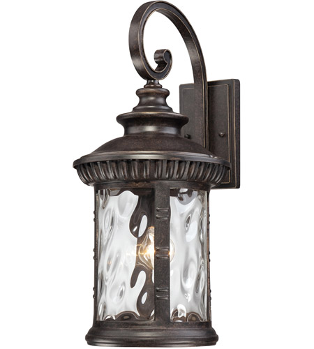 Quoizel CHI8411IB Chimera 1 Light 23 inch Imperial Bronze Outdoor Wall Lantern photo