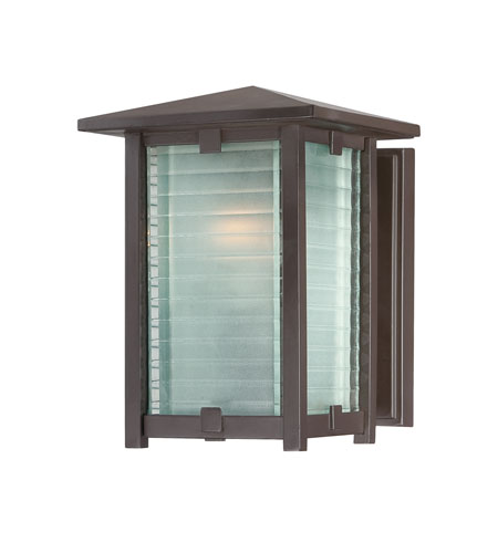 Quoizel Lighting Cypress 1 Light Outdoor Wall Lantern in Western Bronze CYP8406WT photo