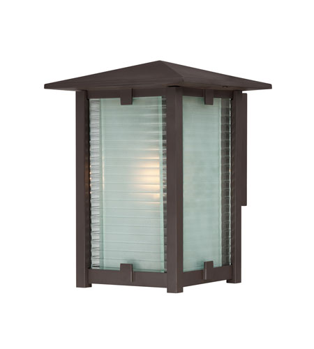 Quoizel Lighting Cypress 1 Light Outdoor Wall Lantern in Western Bronze CYP8409WT photo