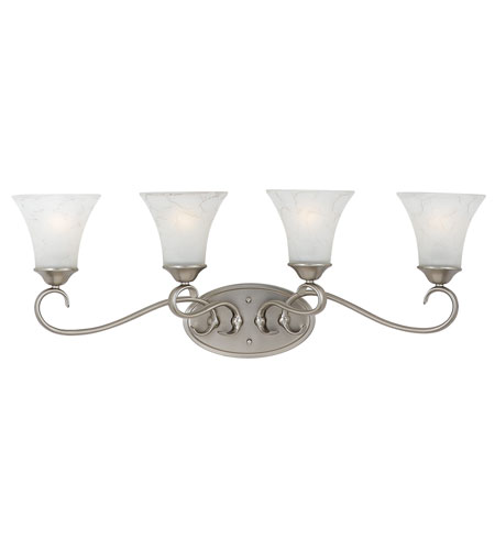 Quoizel Duchess 4 Light Bath Light in Antique Nickel DH8604AN photo