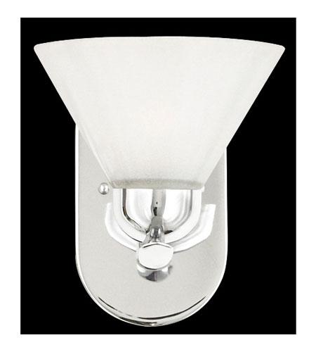 Quoizel Lighting Demitri 1 Light Bath in Polished Chrome DI8501C photo
