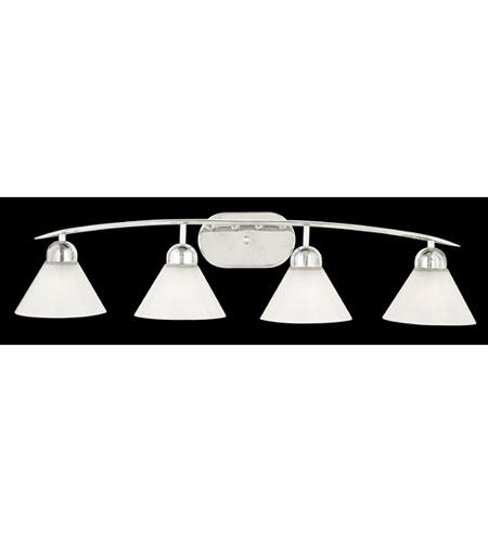 Quoizel Demitri 4 Light Bath Light in Polished Chrome DI8504C photo