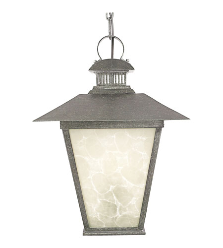 Quoizel Lighting Dover 1 Light Outdoor Hanging Lantern in Hearst Bronze DV1913HS photo