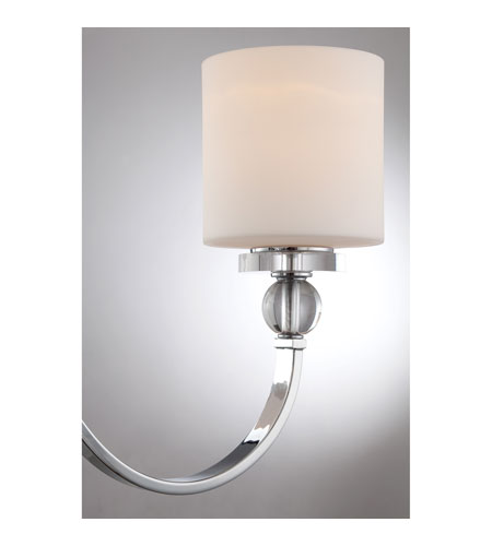 Quoizel DW5015C Downtown 15 Light 44 inch Polished Chrome Chandelier Ceiling Light DW5015C_6.jpg