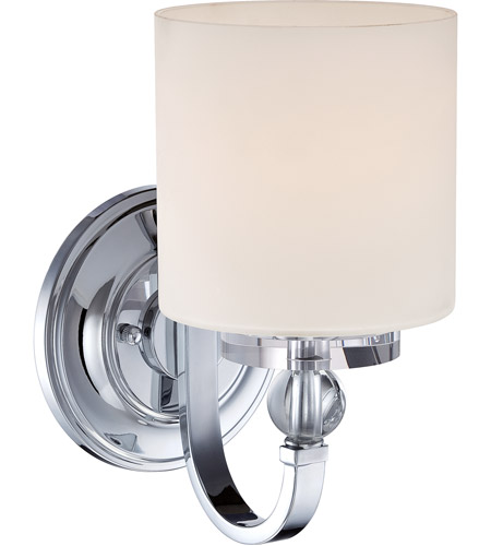 Quoizel DW8701C Downtown 1 Light 6 inch Polished Chrome Wall Sconce Wall Light