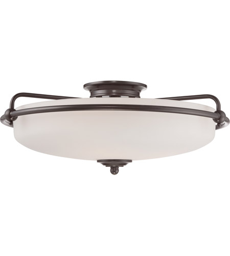 Quoizel gf1621pn griffin 4 light 21 inch palladian bronze flush quoizel gf1621pn griffin 4 light 21 inch palladian bronze flush mount ceiling light aloadofball Gallery