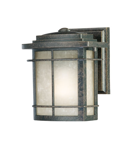Quoizel GLN8407IB Galen 1 Light 8 inch Imperial Bronze Outdoor Wall Lantern photo